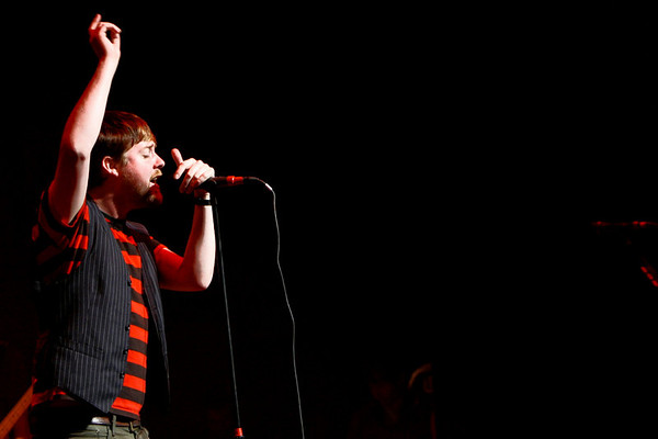 The Kaiser Chiefs - The Beacon Theatre,NYC - September 29th, 2007 - Pic 12