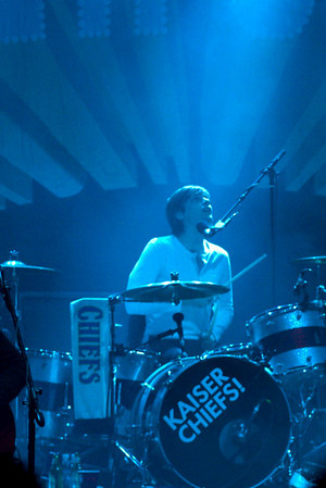 The Kaiser Chiefs - The Beacon Theatre,NYC - September 29th, 2007 - Pic 9