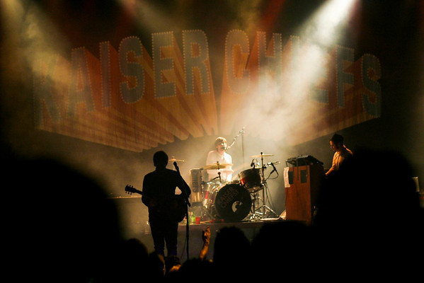 The Kaiser Chiefs - The Beacon Theatre,NYC - September 29th, 2007 - Pic 2