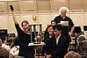 The 35th Annual Northwest Orchestra Festival held at Mt. Hood Community College -- the Kamiak Uber Kammerstreich earned second place in the very competitive chamber orchestra division<br />  <br /> Kristina Corbit, Isaac Castillo and Hanbit Ha are the three in the photo