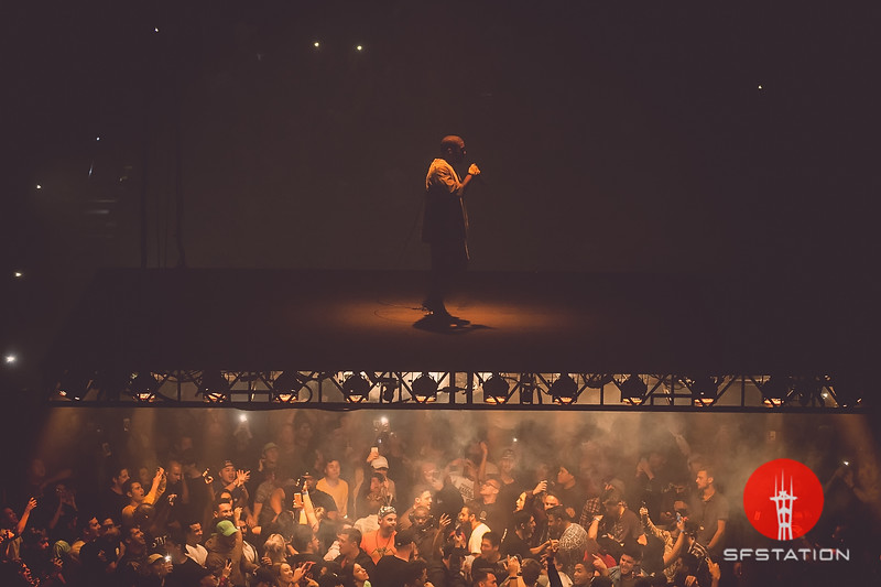 """Kanye West """"Saint Pablo Tour"""""""