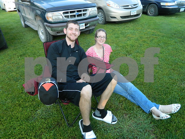 Brian Scholl and Clara Huddlesa
