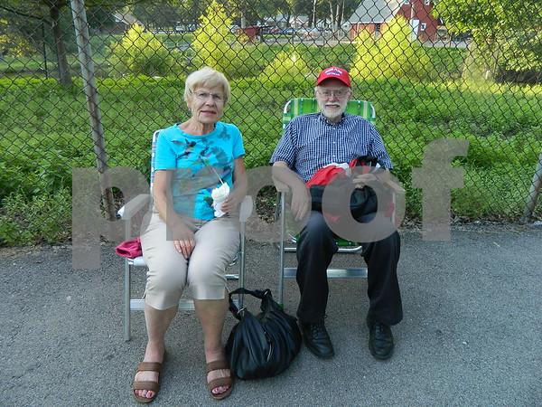 Maynard and Clarice Rossow