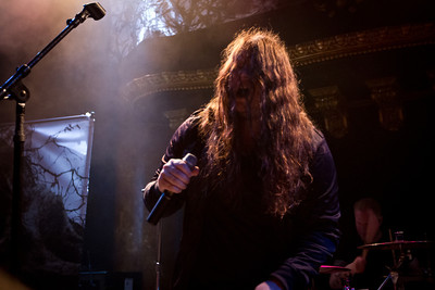 Katatonia, 9/7/2012, Great American Music Hall, San Francisco