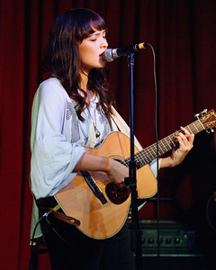 Kate Earl performs at Hotel Cafe in Hollywood, CA
