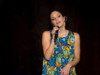 Katharine McPhee in concert at Great Adventure, Jackson New Jersey in 2007.