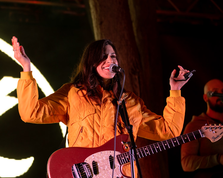 Katie Toupin at The Enchanted Forest Live in New Albany, IN. Photo by Tony Vasquez