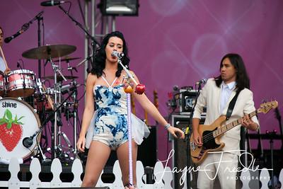 Katy Perry - Seattle WA - 090509