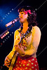 Katy Perry performs at the Prince Bandroom, Melbourne