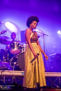 Kayenn Jazz Festival Darline DESCAS