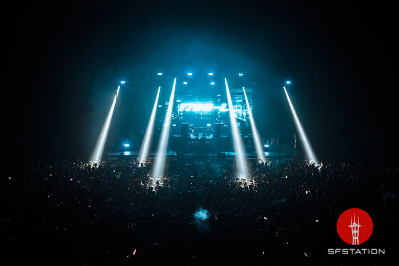 Kayzo, Mar 23, 2019 at Bill Graham Civic Auditorium