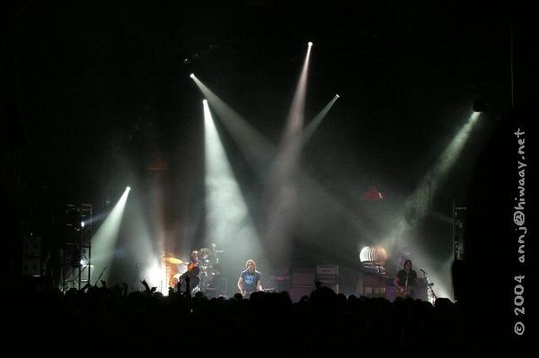 Detroit, State Theatre<br /> ...cool lighting