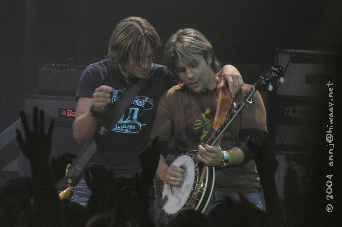 Detroit, State Theatre<br /> ...Keith w/ Chad Jeffers