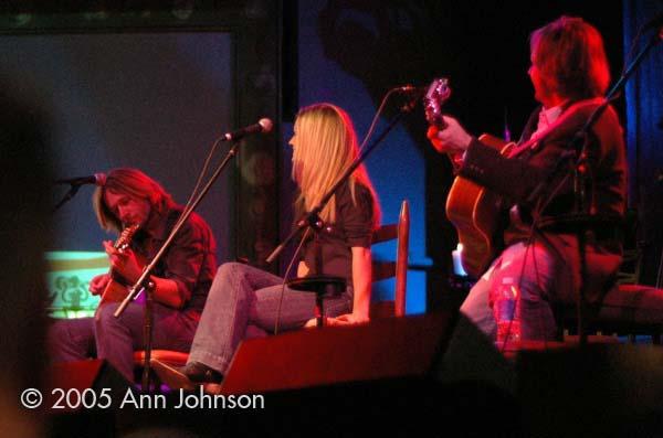Keith, Katrina Elam, & Jimmie Lee Sloas
