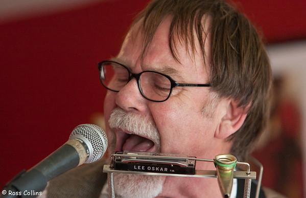 Kelburn Jug Band in Kelburn, June 2014