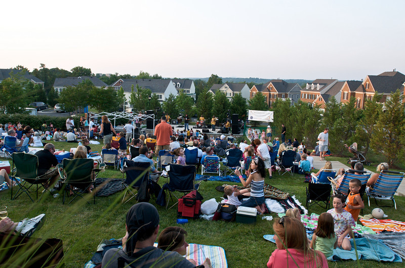 Kelly Bell Band at the Lansdowne Concert Series