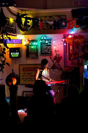 Keri Noble: House Concert in San Rafael California Sep 19th 2009