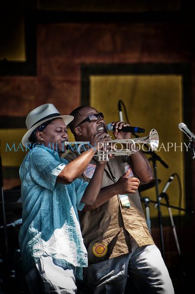 Kermit Ruffins & The BBQ Swingers Congo Sq (Fri 5 6 11)
