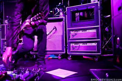 Kill Hannah perform on July 21, 2010 at The Ritz in Ybor City, Tampa, Florida