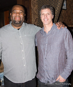 With guitar maestro Kirk Fletcher.