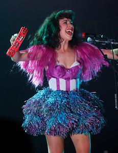 Kimbra performs at the Fonda Theatre in Hollywood, CA (October 3, 2012)