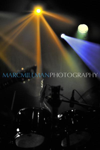 Bill Kreutzman <br /> <br /> Kimock Kreutzman Porter Hall @ Sullivan Hall (Sat 1/1/11) B&W color splash