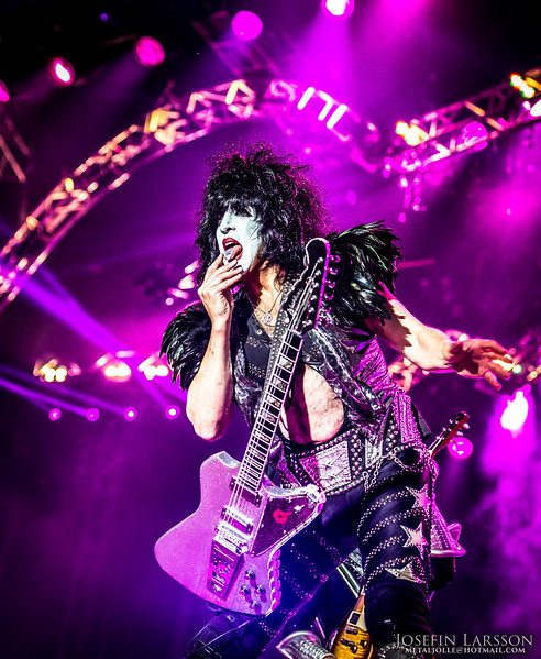 Kiss - Sweden Rock Festival 2013