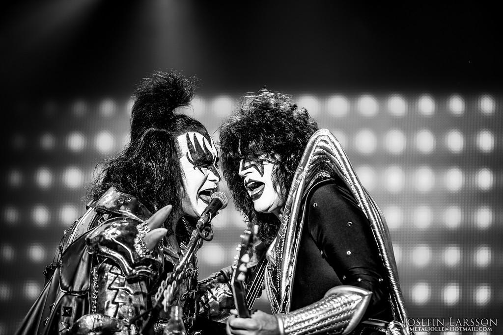 Kiss - Sweden Rock Festival 2013