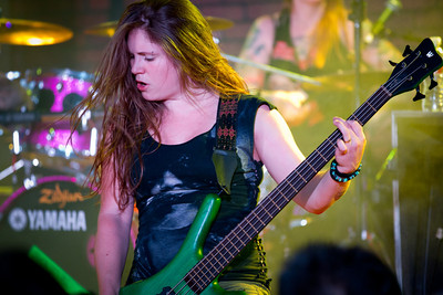Kittie  9/16/2011, Avalon, Santa Clara  My portfolio at http://www.skaffari.fi  On Facebook http://www.facebook.com/Miikka.Skaffari.Photography