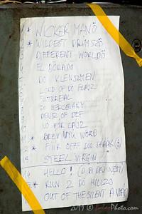 Angol nyelvvel hadilábon állók számára készített professzionális számlista - by Szög :)