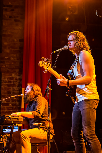 Johnny and Dylan Kongos