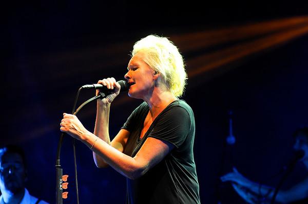 Konsert med Eva Dahlgren