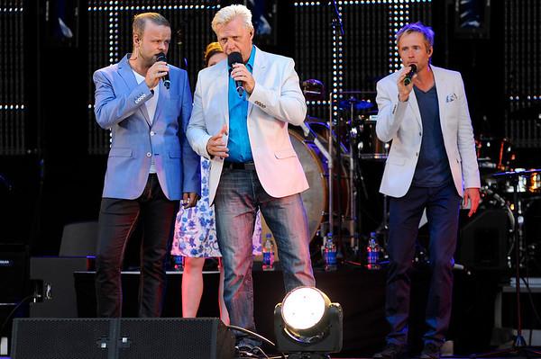 Konsert med The Real Group