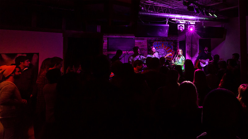 Kopecky Family Band at the  DO 317 Lounge Indianapolis, IN January 18, 2014