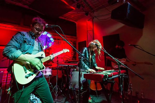 Kopecky Family Band at the  Do317 Lounge Indianapolis, IN January 18, 2014