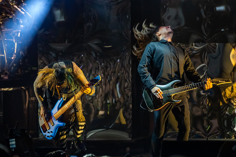 Korn at Ruoff Home Mortgage Music Center. Photo by Tony Vasquez for Badass Productions.