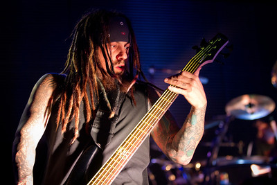 Korn, The Warfield, San Francisco, 3/4/2012
