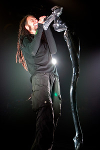 Korn, The Warfield, San Francisco, 3/4/2012