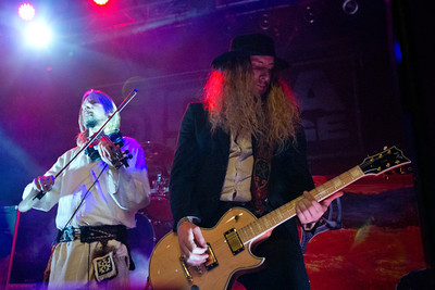Korpiklaani, 9/11/2012, DNA Lounge, San Francisco