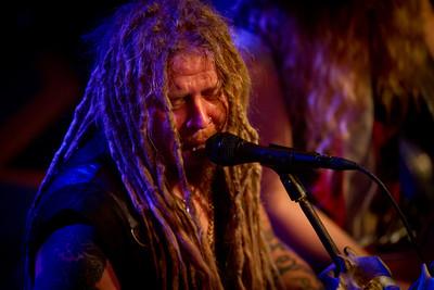 Korpiklaani DNA Lounge, San Francisco, 12/6/2011
