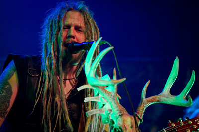 Korpiklaani DNA Lounge, San Francisco, 12/6/2011