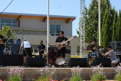 Kris Kolt & The Black Rose Band Get Shamrocked in Murrieta CA 21 September 2013