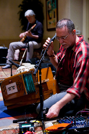 Krishna Das Concert: Embassy Suites San Rafael June 25th 2009; photography by Rob Perica RevealedPhoto.com; San Rafael, CA USA