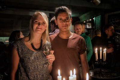 Christoffer Sahil Mouritsen, Anne-Stine Løvendahl Klejnstrup