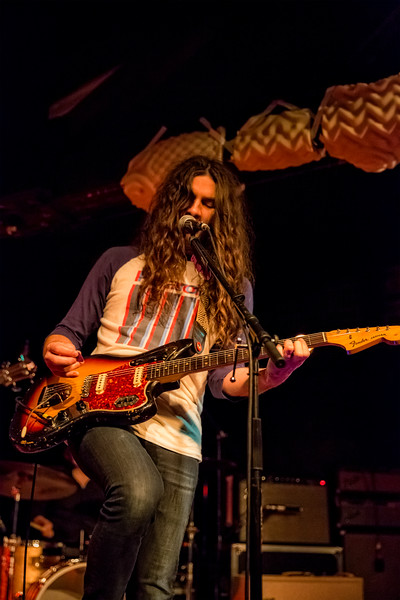 Kurt Vile and the Violators at the Bluebird in Bloomington, Indiana April 3, 2016. Shot by Tony Vasquez of Vasquez Photography.
