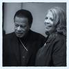 LA Jazz Awards 2012 with Wayne Shorter, Denise Donatelli, John Pisano, Pat Kelley, Eric Scott Reed, Patti Austin, Bob Barry, Louie Cruz Beltran, Bill Henderson