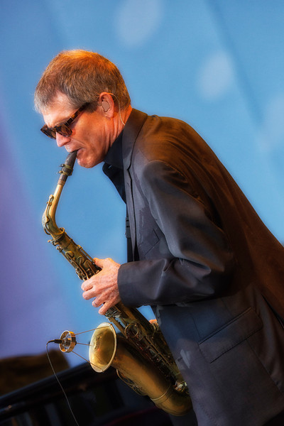 DAVID SANBORN - Playboy Jazz Festival - June 15-16, 2013 - photos © Dailey Pike for LAJazz.com