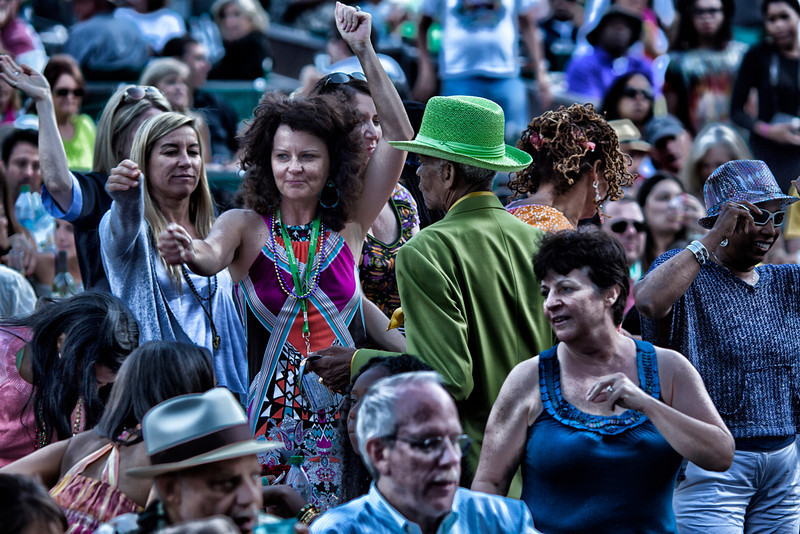 HOLLYWOOD BOWL - Playboy Jazz Festival - June 15-16, 2013 - photos © Dailey Pike for LAJazz.com