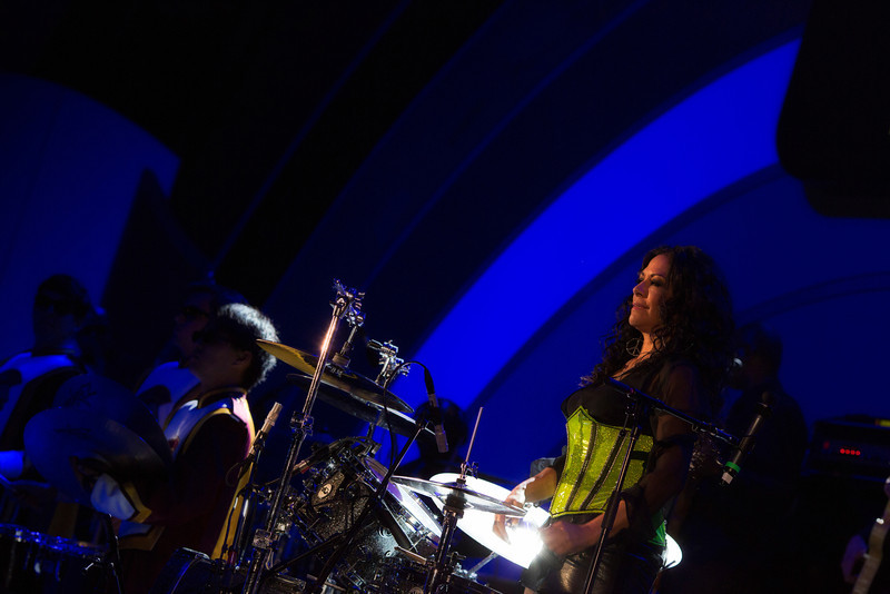 SHEILA E - Playboy Jazz Festival - June 15-16, 2013 - photos © Dailey Pike for LAJazz.com