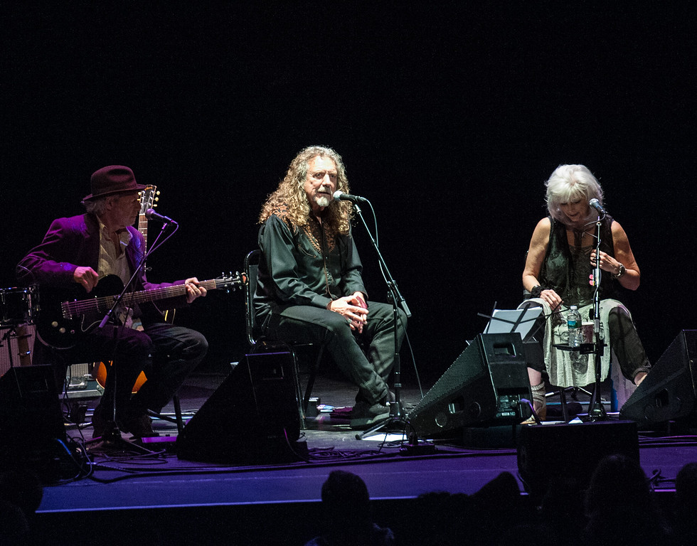 Emmylou Harris - Robert Plant - Buddy Miller